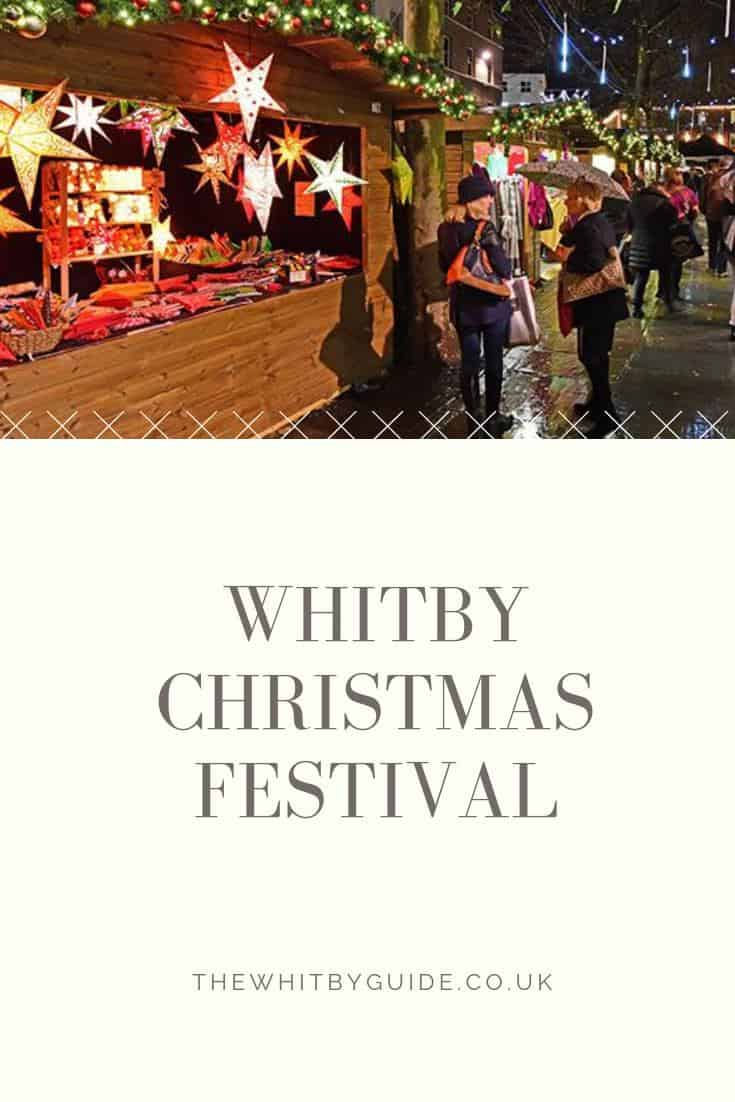 Whitby Christmas Festival