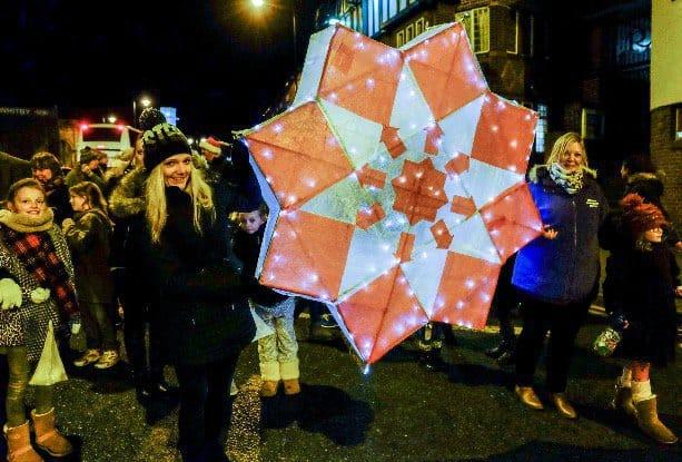 Whitby Christmas Lantern Festival; Whitby Christmas Festival