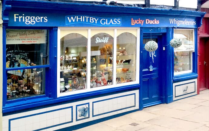 Whitby Glass, Christmas Shopping In Whitby; Find The Best Christmas Gifts In Whitby