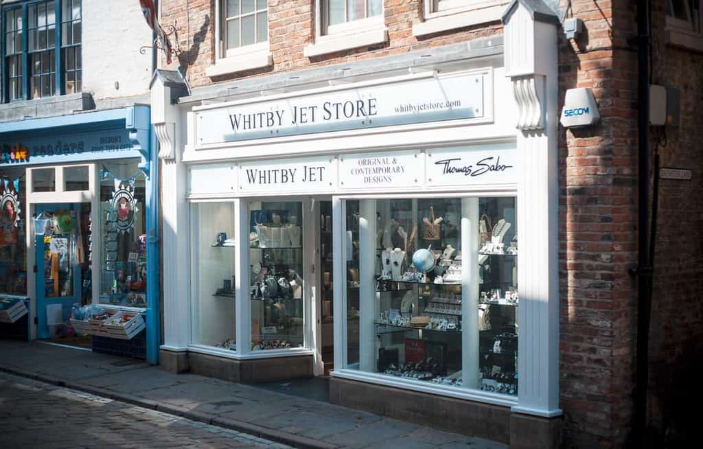 Whitby Jet Shops; Where To Buy Authentic Whitby Jet