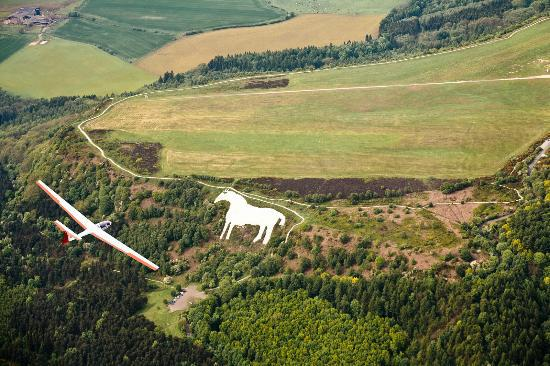 White Horse Walk; 10 Stunning Christmas Walks In North Yorkshire For Your Enjoyment