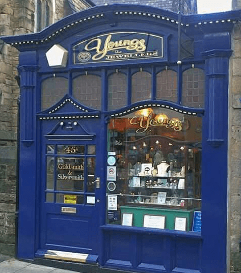 Youngs Jewellers, Whitby Jet Shops; Where To Buy Authentic Whitby Jet