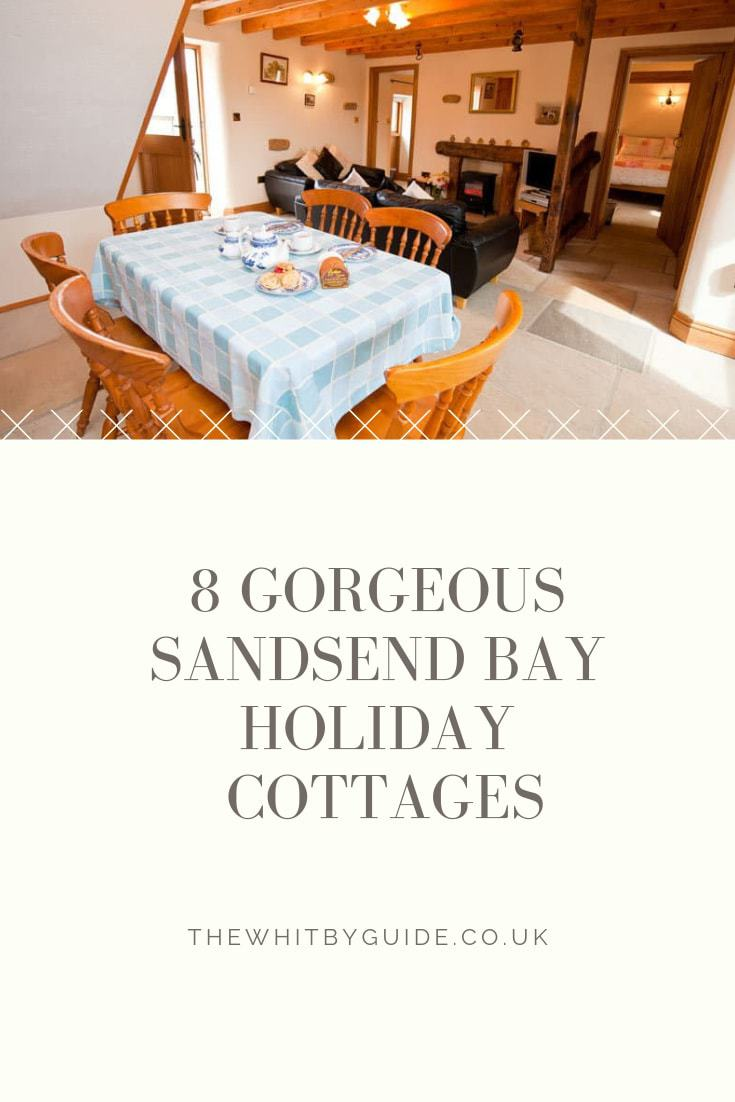 8 Gorgeous Sandsend Bay Holiday Cottages