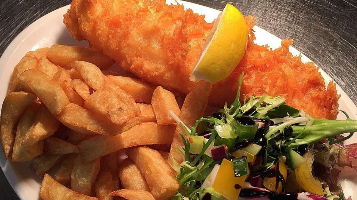 Abbey Wharf Fish and Chips