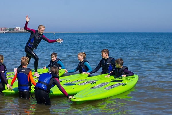 Bay Watersports; Top Attractions on the Yorkshire Coast