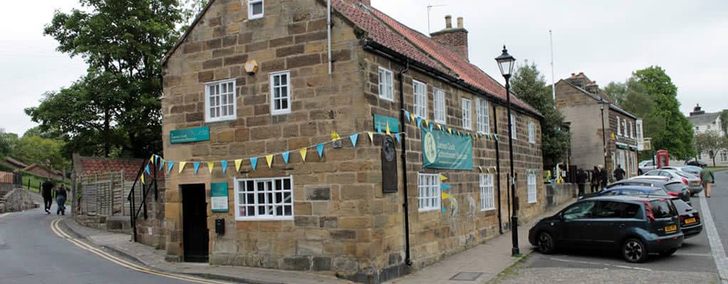 Captain Cook Schoolroom Museum; Top Attractions on the Yorkshire Coast