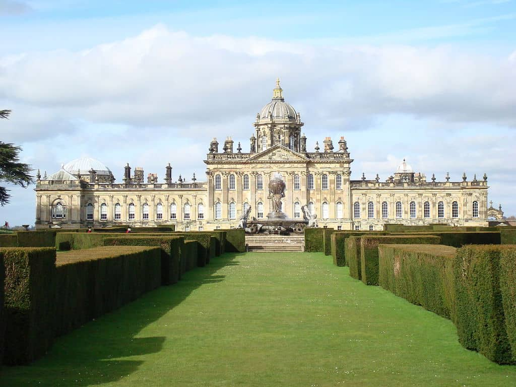 Castle Howard; What's On In Whitby In January (North York Moors and Yorkshire Coast)
