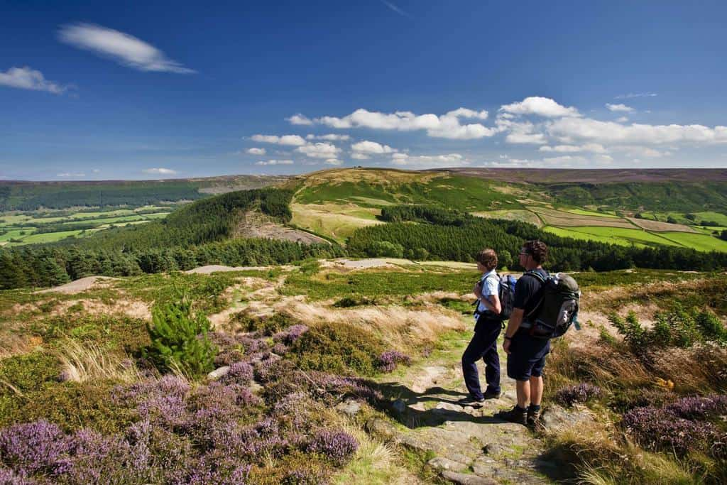 Cleveland Way Trail; 25 Best Cultural Things To Do in North York Moors National Park