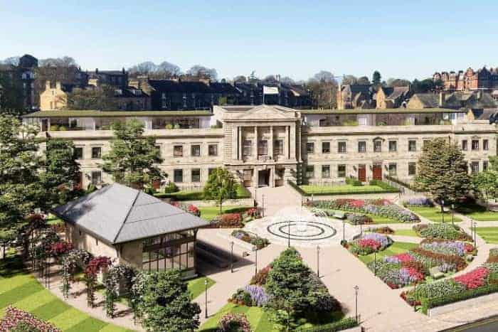 Crescent Gardens; Top Attractions on the Yorkshire Coast