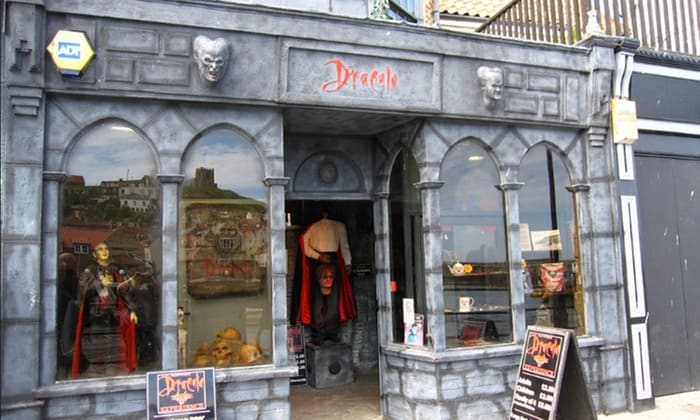Dracula Experience; Top Attractions on the Yorkshire Coast