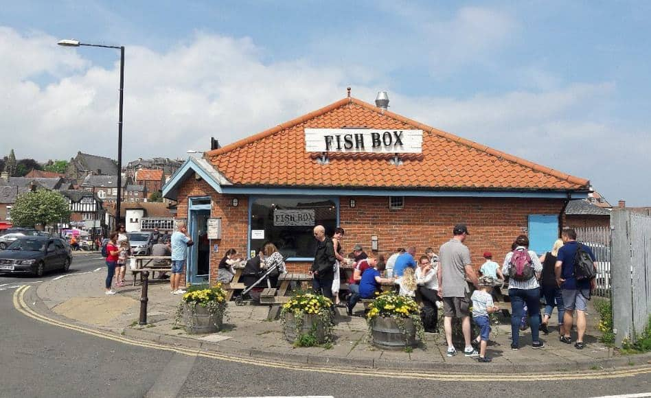 Fish Box; 11 Of The Best Fish and Chip Shops In Whitby