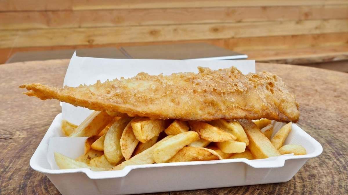 Fishermans Wife Fish and Chips