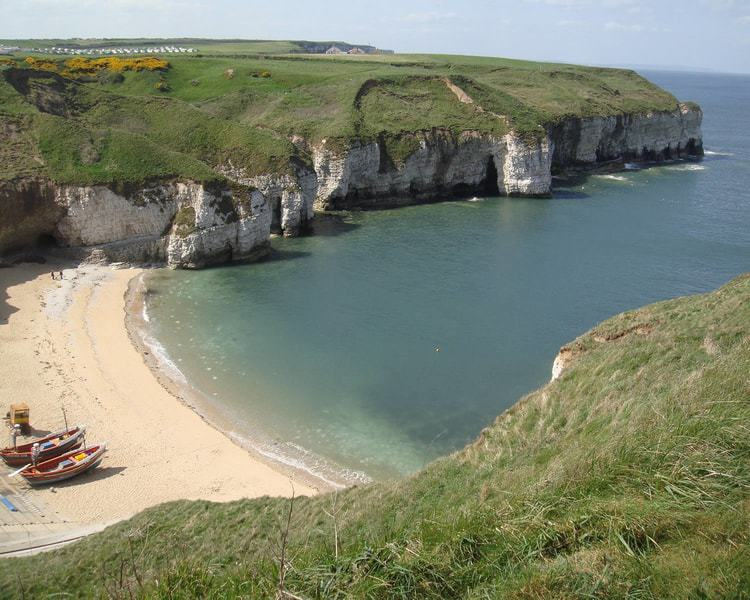 Flamborough Cliffs Nature Reserve; Top Attractions on the Yorkshire Coast