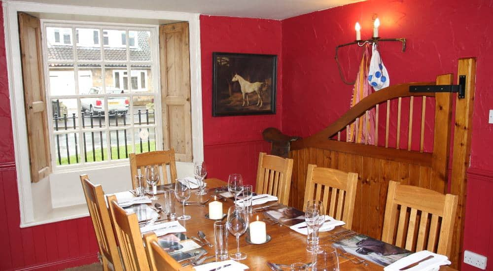 Fox & Hounds Country Inn; Best Gourmet Dining Experiences in the North York Moors