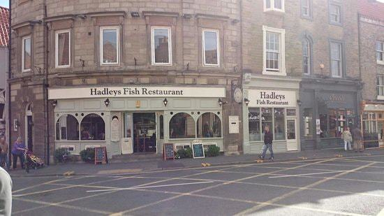 Hadley's Fish Restaurant; 11 Of The Best Fish and Chip Shops In Whitby