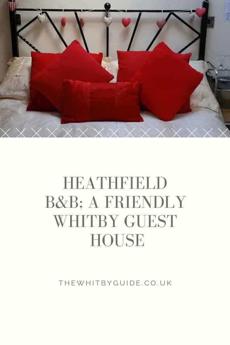 Heathfield B&B; A Friendly Whitby Guest House