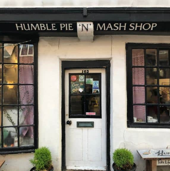 Humble Pie N' Mash Shop; 11 Best Cheap Eats In North Yorkshire For Your Grazing Pleasure