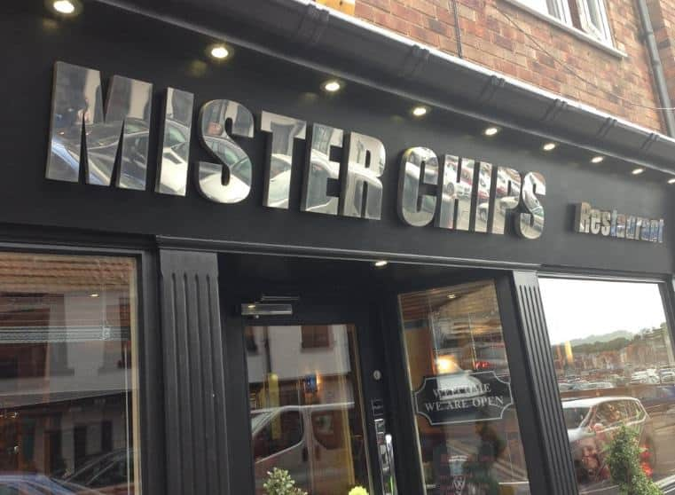 Mister Chips Restaurant; 11 Of The Best Fish and Chip Shops In Whitby
