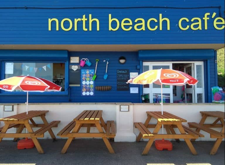 North Beach Cafe; 11 Best Cheap Eats In North Yorkshire For Your Grazing Pleasure
