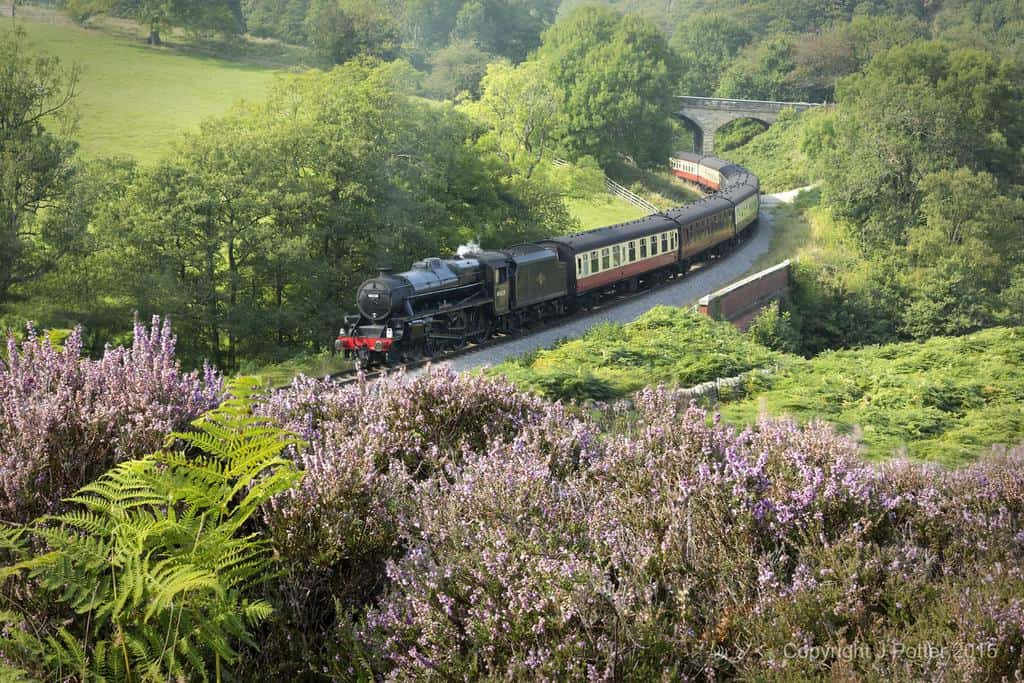 North Yorkshire Moors Railway; 25 Best Cultural Things To Do in North York Moors National Park