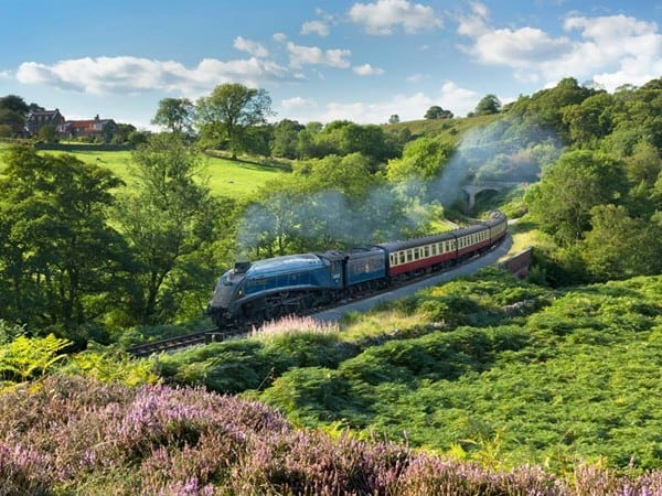 North Yorkshire Moors Railway; Top Attractions on the Yorkshire Coast