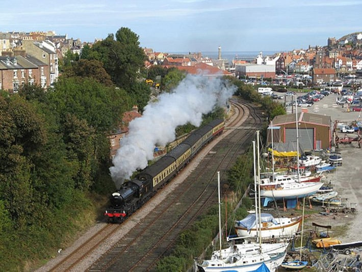North Yorkshire Moors Railway; What's On In Whitby In January (North York Moors and Yorkshire Coast)