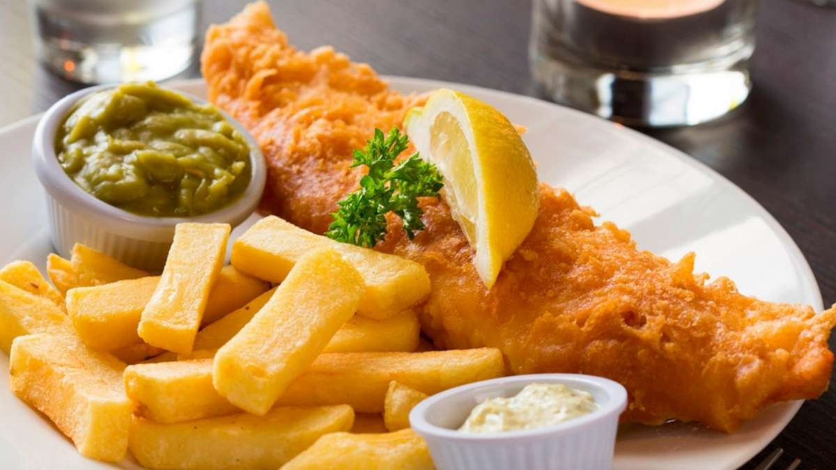 Quayside Fish and Chips