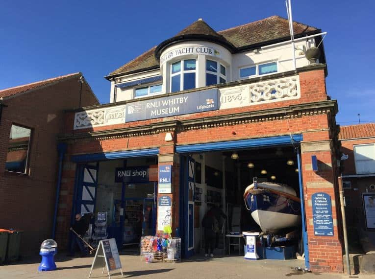 RNLI Whitby Museum; 25 Best Cultural Things To Do in North York Moors National
