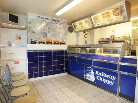 Railway Chippy; 11 Of The Best Fish and Chip Shops In Whitby
