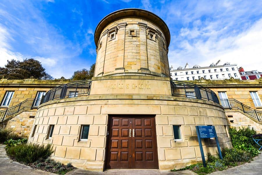 Rotunda Museum; What's On In Whitby In January (North York Moors and Yorkshire Coast)