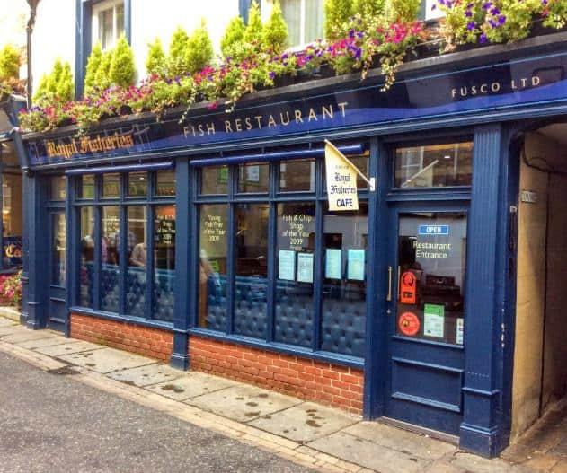 Royal Fisheries; 11 Of The Best Fish and Chip Shops In Whitby