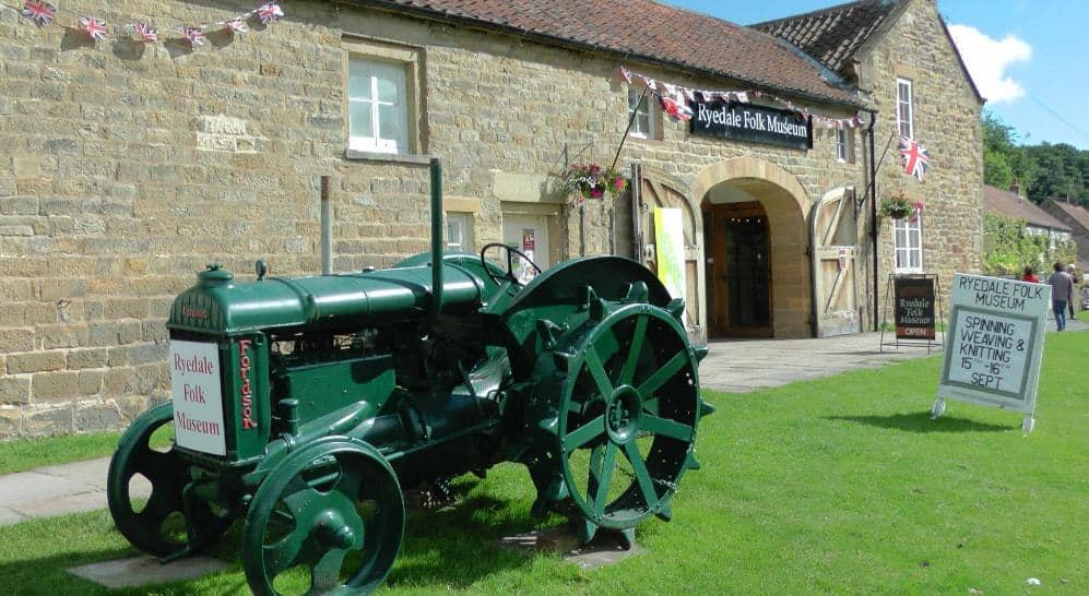 Ryedale Folk Museum; 25 Best Cultural Things To Do in North York Moors National