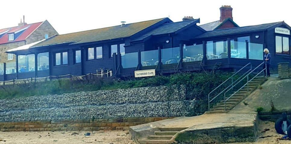 Sandside Cafe, Sandsend; 11 Best Cheap Eats In North Yorkshire For Your Grazing Pleasure