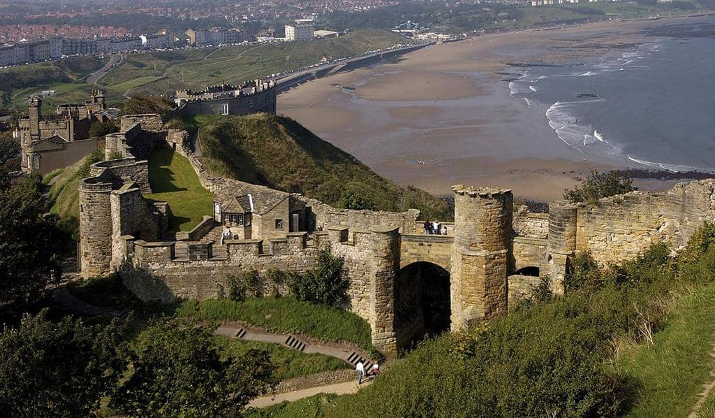 Scarborough Castle; Top Attractions on the Yorkshire Coast
