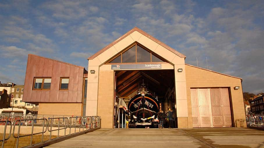 Scarborough Lifeboat Station; Top Attractions on the Yorkshire Coast