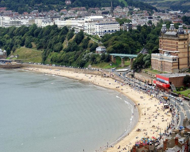 Scarborough South Bay; Top Attractions on the Yorkshire Coast