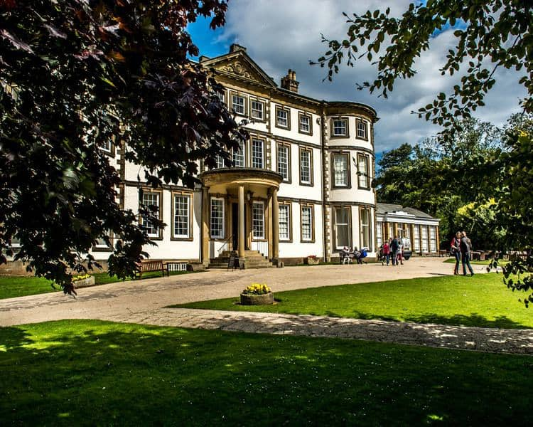 Sewerby Hall & Gardens; Top Attractions on the Yorkshire Coast