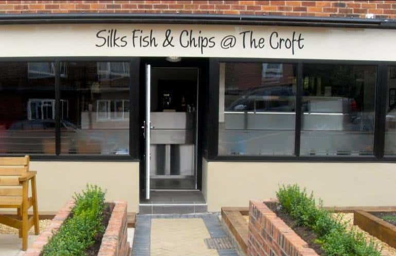 Silks Fish and Chips; Best Fish & Chips on the Yorkshire Coast