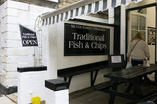 Silver Streets Fisheries; Best Fish & Chips on the Yorkshire Coast