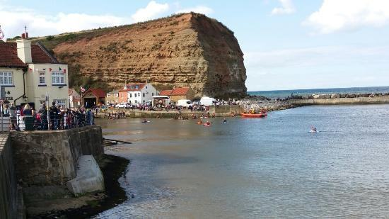 Staithes Beach; 25 Best Cultural Things To Do in North York Moors National