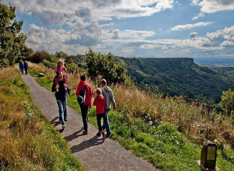 Sutton Bank National Park Centre; Top Attractions on the Yorkshire Coast