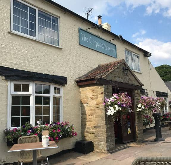 The Carpenters Arms; 11 Best Cheap Eats In North Yorkshire For Your Grazing Pleasure