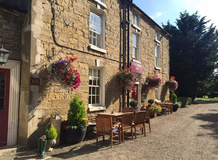 The Coachman Inn; Best Gourmet Dining Experiences in the North York Moors