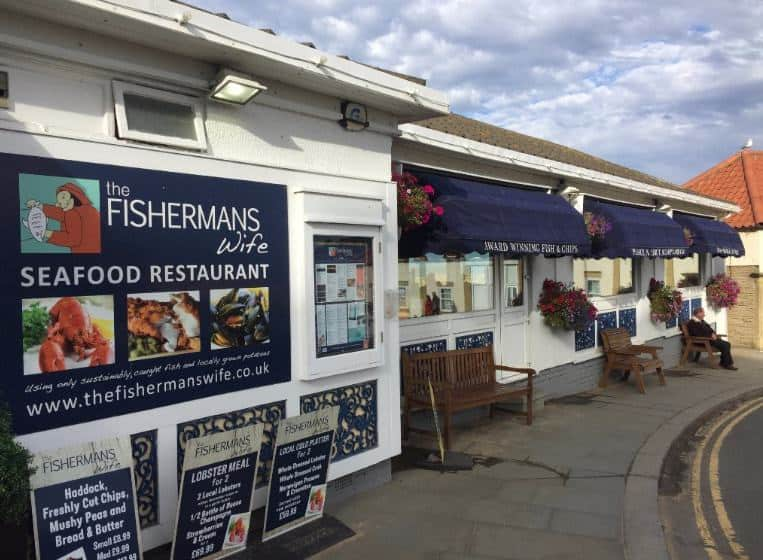 The Fisherman's Wife; 11 Of The Best Fish and Chip Shops In Whitby