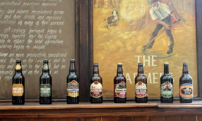 The Great Yorkshire Brewery; Top Attractions on the Yorkshire Coast