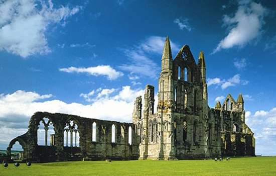 Whitby Abbey; Top Attractions on the Yorkshire Coast