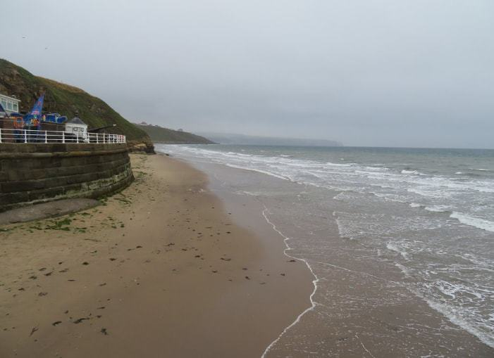 Whitby Harbour & Beach; 25 Best Cultural Things To Do in North York Moors National Park