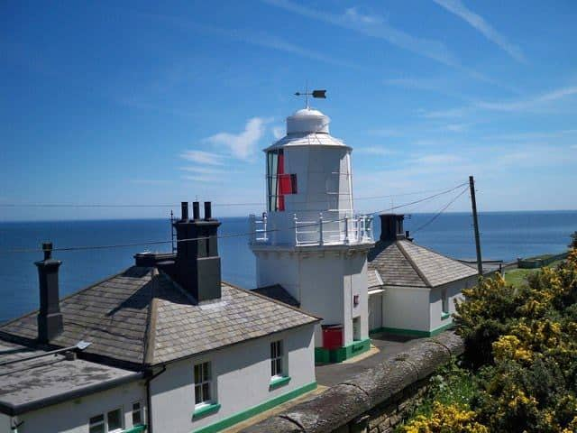 Whitby Lighthouse; 25 Best Cultural Things To Do in North York Moors National Park