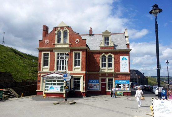 Whitby Pavilion Complex; Top Attractions on the Yorkshire Coast