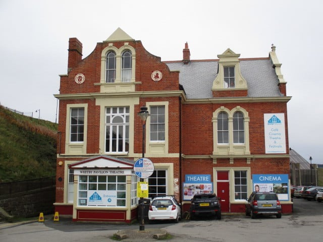 Whitby Pavilion; What's On In Whitby In January (North York Moors and Yorkshire Coast)